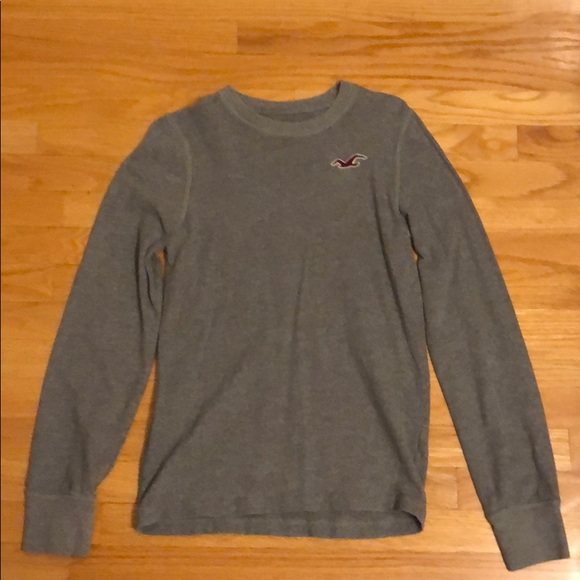 Hollister Mens long sleeve shirt